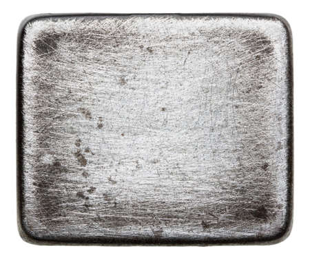 Metal plate texture, aged background photo