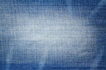 cotton  jeans: Blue denim jeans texture, background Stock Photo