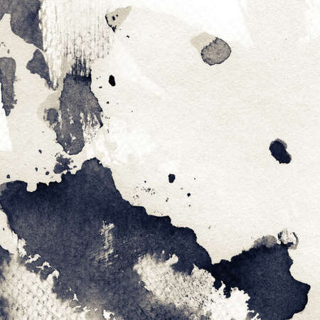 Abstract grunge background. Watercolor, ink texture. Stock Photo - 16334371