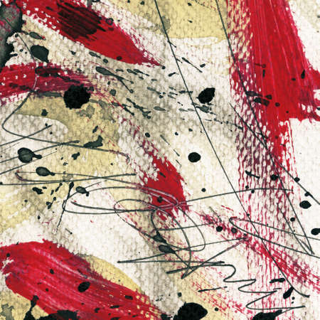 Abstract grunge background, ink texture. Stock Photo - 16334340