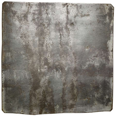 sheet metal: Large size aged metal texture  Old iron background