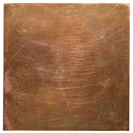 bronze background: Copper plate texture, old metal background