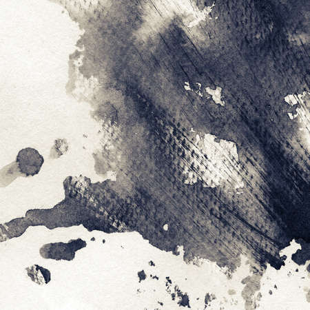 hardcore: Abstract grunge background  Watercolor, ink texture  Stock Photo