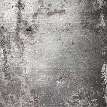 강철: 세 금속 질감 오래 된 철 배경