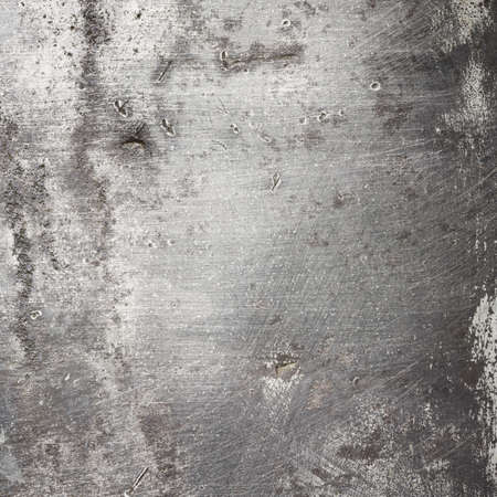Aged metal texture  Old iron background  photo