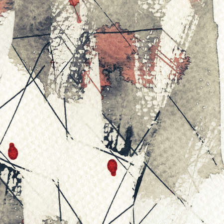 raster artistic: Abstract grunge background, ink texture