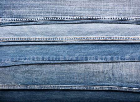 jeans texture: Blue denim jeans texture, background Stock Photo