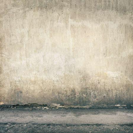 Aged straat muur achtergrond, textuur