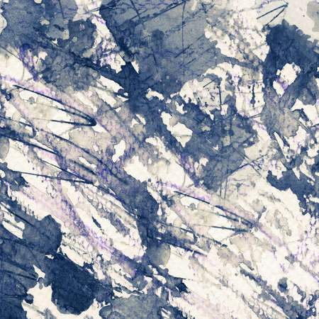 Abstract grunge background, ink texture. Stock Photo - 24631394