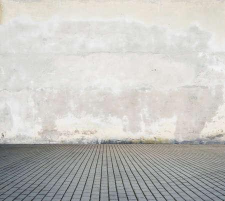 Aged Straße Mauer Hintergrund, Textur Standard-Bild - 26327294