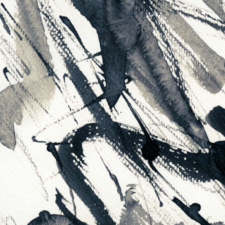 Abstract grunge, ink texture. Imagens