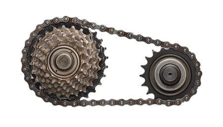 Chain gear photo