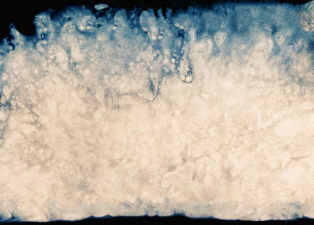 Abstract grained film strip texture 免版税图像