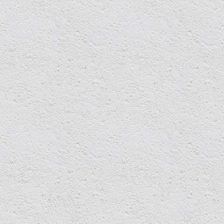 Seamless rough plaster wall texture, blank wall background