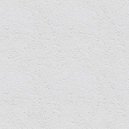 Seamless rugueuse mur de plâtre texture, mur blanc fond
