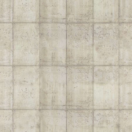 Seamless rough concrete texture, wall background.
