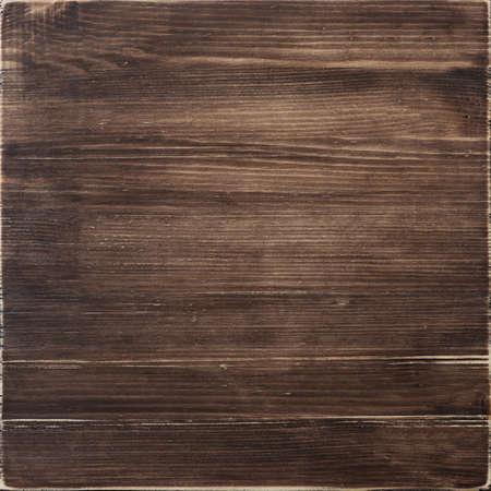 Textura de madera, fondo de madera de color marrón oscuro Foto de archivo