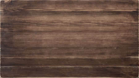 Wooden texture, dark brown wood board. Stock Photo - 53616468