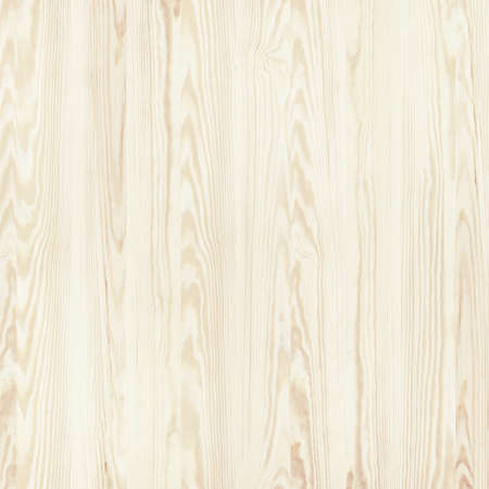White clean wood background. Bleached pine board texture. Table size timber panel. Stock Photo