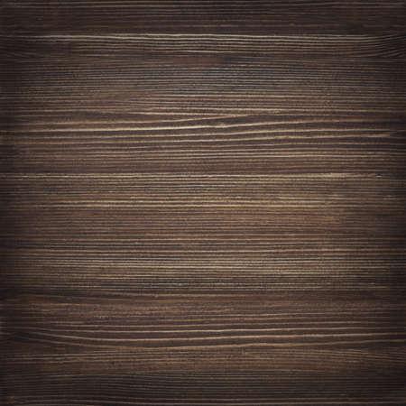 ウッド テクスチャ、背景暗いの素朴な木の板
