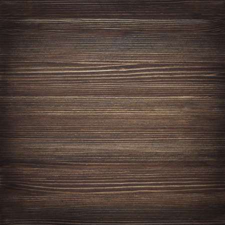 Wood texture, dark rustic wooden board background
