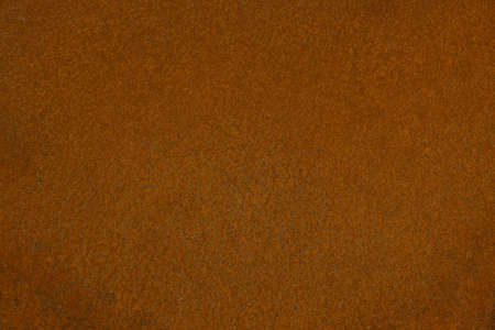 Old dark rusty metal texture. Stock Photo