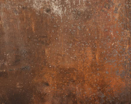 Old rusty metal texture. Stock Photo