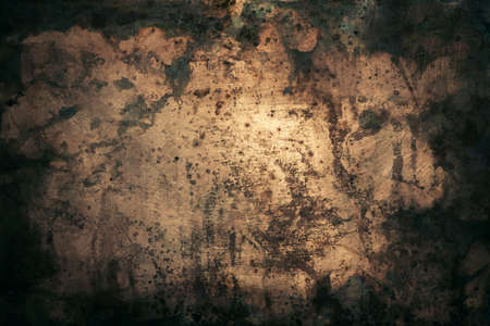 Dark aged metal texture, grunge background.