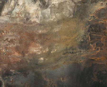 Old rusty metal texture. 版權商用圖片