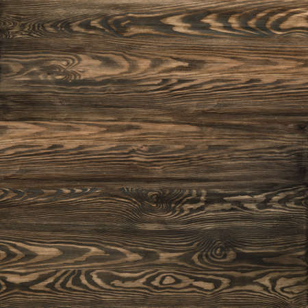 Wooden table texture, dark brown wood background