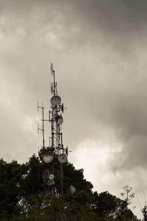 5g-4g tower antenna