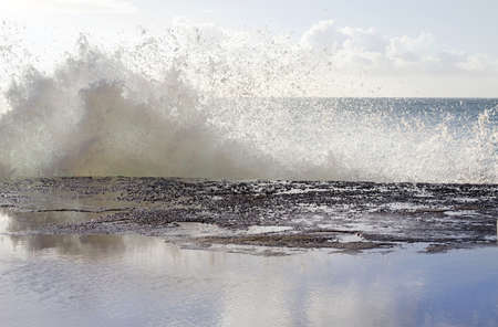 WAVE CRASH photo