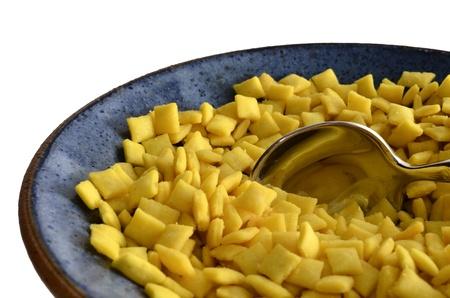 accompagnement: Amandes Soupe Shkedei Marak soupe mandel - Une soupe juive accompagnement collation isra�lien