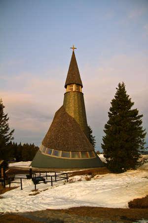 Rogla church