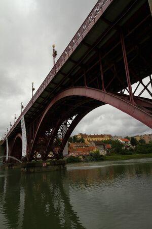 drava: Maribor bridge over Drava 2