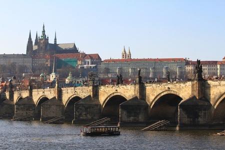 Prague scenes Stock Photo