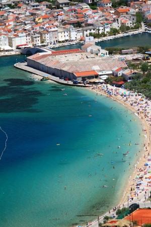 scenes of Croatia Stock Photo