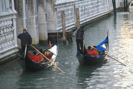 Scenes of Venezia Stock Photo