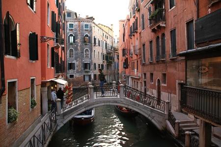 Scenes of Venezia Editorial