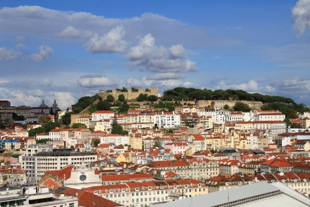 Scenes of Portugal Stock Photo