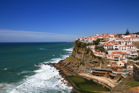 oceanario: Scenes of Portugal Stock Photo