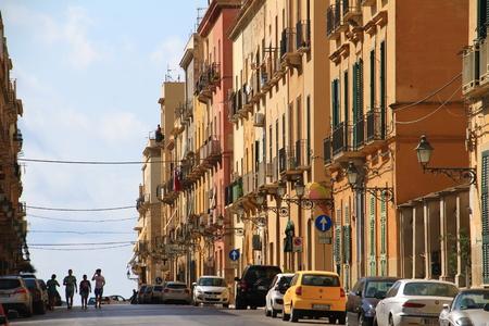 sicily: Scenes of Sicily Editorial