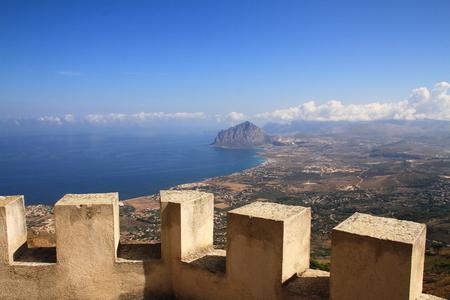 agrigento: Scenes of Sicily Stock Photo