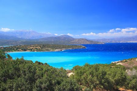 Scenes of Crete Stock Photo