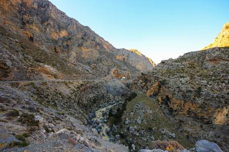 crete: Scene of Crete