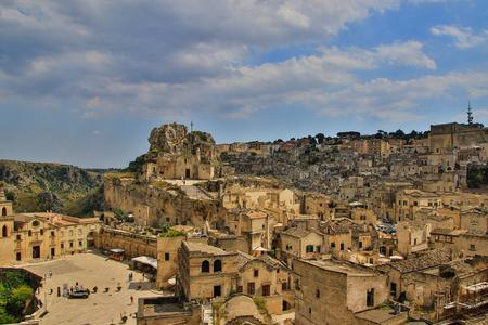 sassi: Scenes of Matera
