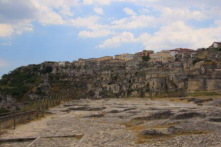 Scenes of Matera