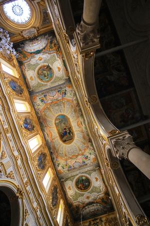 Church of Matera Editorial