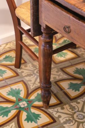 furniture: Old furniture