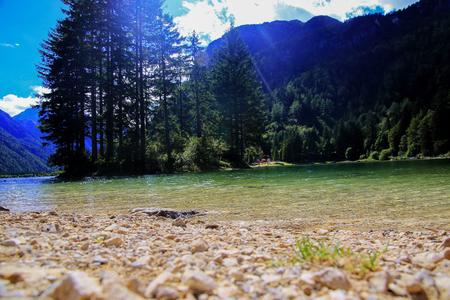 adrenalin: ...beautiful Slovenia... Stock Photo